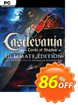Castlevania Lords of Shadow Ultimate Edition PC 프로모션 코드 Castlevania Lords of Shadow Ultimate Edition PC Deal 프로모션: Castlevania Lords of Shadow Ultimate Edition PC Exclusive Easter Sale offer for iVoicesoft