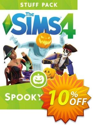 The Sims 4 - Spooky Stuff Pack PC 프로모션 코드 The Sims 4 - Spooky Stuff Pack PC Deal 프로모션: The Sims 4 - Spooky Stuff Pack PC Exclusive offer for iVoicesoft
