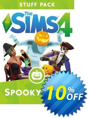 The Sims 4 - Spooky Stuff Pack PC discount coupon The Sims 4 - Spooky Stuff Pack PC Deal - The Sims 4 - Spooky Stuff Pack PC Exclusive offer for iVoicesoft