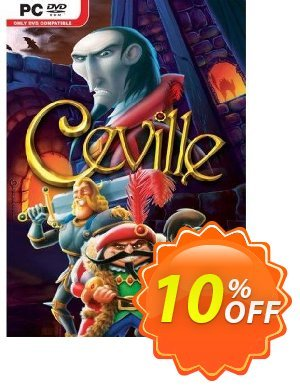 Ceville (PC)割引コード・Ceville (PC) Deal キャンペーン:Ceville (PC) Exclusive Easter Sale offer for iVoicesoft