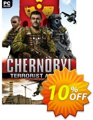 Chernobyl Terrorist Attack (PC) Coupon discount Chernobyl Terrorist Attack (PC) Deal. Promotion: Chernobyl Terrorist Attack (PC) Exclusive Easter Sale offer for iVoicesoft