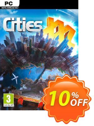 Cities XXL PC discount coupon Cities XXL PC Deal - Cities XXL PC Exclusive Easter Sale offer for iVoicesoft