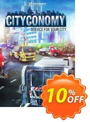 Cityconomy: Service for your City PC 프로모션 코드 Cityconomy: Service for your City PC Deal 프로모션: Cityconomy: Service for your City PC Exclusive Easter Sale offer for iVoicesoft
