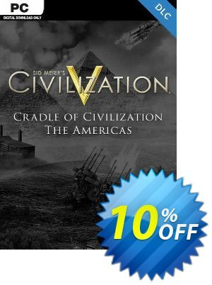 Civilization V Cradle of Civilization Map Pack Americas PC discount coupon Civilization V Cradle of Civilization Map Pack Americas PC Deal - Civilization V Cradle of Civilization Map Pack Americas PC Exclusive Easter Sale offer for iVoicesoft