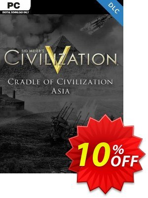 Civilization V Cradle of Civilization Map Pack Asia PC discount coupon Civilization V Cradle of Civilization Map Pack Asia PC Deal - Civilization V Cradle of Civilization Map Pack Asia PC Exclusive Easter Sale offer for iVoicesoft