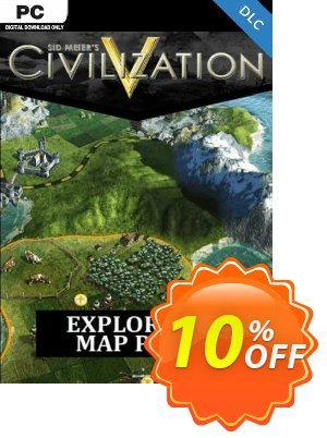 Civilization V Explorer's Map Pack PC Coupon, discount Civilization V Explorer's Map Pack PC Deal. Promotion: Civilization V Explorer's Map Pack PC Exclusive Easter Sale offer for iVoicesoft