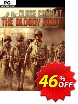 Close Combat: The Bloody First PC Coupon discount Close Combat: The Bloody First PC Deal. Promotion: Close Combat: The Bloody First PC Exclusive Easter Sale offer for iVoicesoft