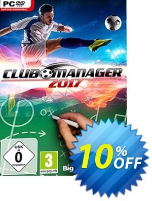 Club Manager 2017 PC Gutschein rabatt Club Manager 2017 PC Deal Aktion: Club Manager 2017 PC Exclusive Easter Sale offer for iVoicesoft