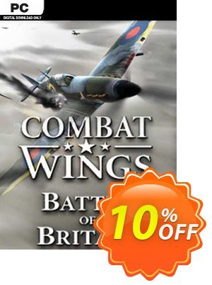 Combat Wings Battle of Britain PC Coupon discount Combat Wings Battle of Britain PC Deal. Promotion: Combat Wings Battle of Britain PC Exclusive Easter Sale offer for iVoicesoft