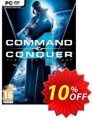 Command & Conquer 4: Tiberian Twilight (PC) 프로모션 코드 Command & Conquer 4: Tiberian Twilight (PC) Deal 프로모션: Command & Conquer 4: Tiberian Twilight (PC) Exclusive Easter Sale offer for iVoicesoft