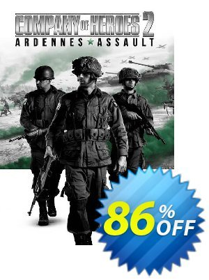 Company of Heroes 2 - Ardennes Assault PC 프로모션 코드 Company of Heroes 2 - Ardennes Assault PC Deal 프로모션: Company of Heroes 2 - Ardennes Assault PC Exclusive Easter Sale offer for iVoicesoft