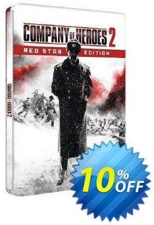Company of Heroes 2 - Red Star Edition PC discount coupon Company of Heroes 2 - Red Star Edition PC Deal - Company of Heroes 2 - Red Star Edition PC Exclusive Easter Sale offer for iVoicesoft