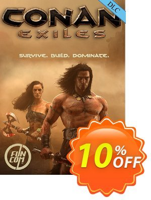 Conan Exiles Atlantean Sword DLC discount coupon Conan Exiles Atlantean Sword DLC Deal - Conan Exiles Atlantean Sword DLC Exclusive Easter Sale offer for iVoicesoft