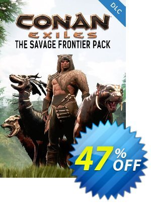 Conan Exiles PC - The Savage Frontier Pack DLC discount coupon Conan Exiles PC - The Savage Frontier Pack DLC Deal - Conan Exiles PC - The Savage Frontier Pack DLC Exclusive Easter Sale offer for iVoicesoft