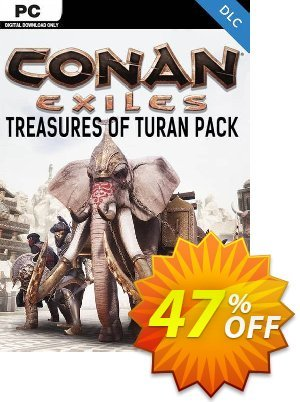 Conan Exiles - Treasures of Turan Pack DLC discount coupon Conan Exiles - Treasures of Turan Pack DLC Deal - Conan Exiles - Treasures of Turan Pack DLC Exclusive Easter Sale offer for iVoicesoft