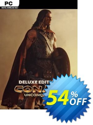 Conan Unconquered Deluxe Edition PC 프로모션 코드 Conan Unconquered Deluxe Edition PC Deal 프로모션: Conan Unconquered Deluxe Edition PC Exclusive Easter Sale offer for iVoicesoft