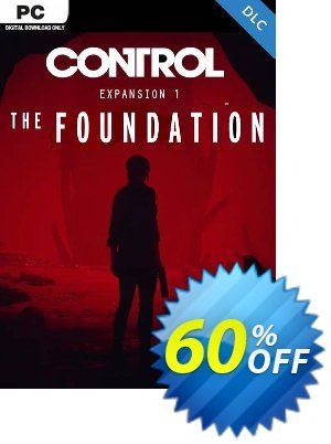 Control PC: The Foundation - Expansion 1 DLC Coupon discount Control PC: The Foundation - Expansion 1 DLC Deal. Promotion: Control PC: The Foundation - Expansion 1 DLC Exclusive Easter Sale offer for iVoicesoft