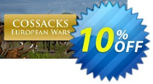 Cossacks European Wars PC discount coupon Cossacks European Wars PC Deal - Cossacks European Wars PC Exclusive Easter Sale offer for iVoicesoft