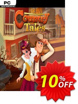 Country Tales PC Coupon discount Country Tales PC Deal. Promotion: Country Tales PC Exclusive Easter Sale offer for iVoicesoft