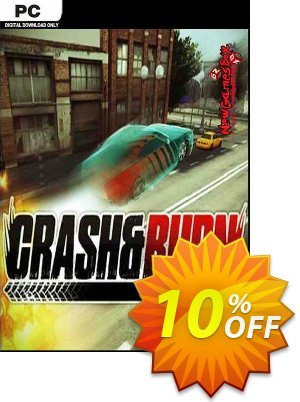 Crash And Burn Racing PC 프로모션 코드 Crash And Burn Racing PC Deal 프로모션: Crash And Burn Racing PC Exclusive Easter Sale offer for iVoicesoft