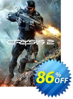 Crysis 2 PC discount coupon Crysis 2 PC Deal - Crysis 2 PC Exclusive Easter Sale offer for iVoicesoft