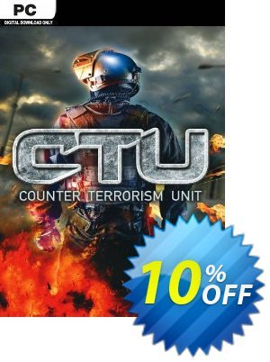 CTU Counter Terrorism Unit PC Coupon discount CTU Counter Terrorism Unit PC Deal. Promotion: CTU Counter Terrorism Unit PC Exclusive Easter Sale offer for iVoicesoft