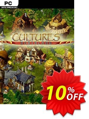 Cultures Northland PC 優惠券,折扣碼 Cultures Northland PC Deal,促銷代碼: Cultures Northland PC Exclusive Easter Sale offer for iVoicesoft