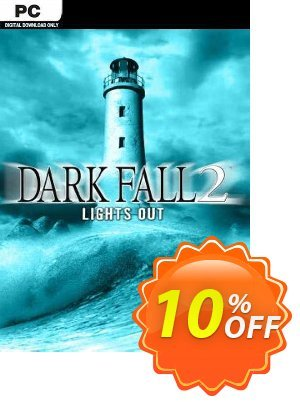 Dark Fall 2 Lights Out PC 프로모션 코드 Dark Fall 2 Lights Out PC Deal 프로모션: Dark Fall 2 Lights Out PC Exclusive Easter Sale offer for iVoicesoft