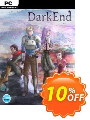 DarkEnd PC Coupon discount DarkEnd PC Deal. Promotion: DarkEnd PC Exclusive Easter Sale offer for iVoicesoft