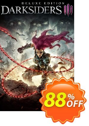 Darksiders III 3 Deluxe Edition PC 프로모션 코드 Darksiders III 3 Deluxe Edition PC Deal 프로모션: Darksiders III 3 Deluxe Edition PC Exclusive Easter Sale offer for iVoicesoft