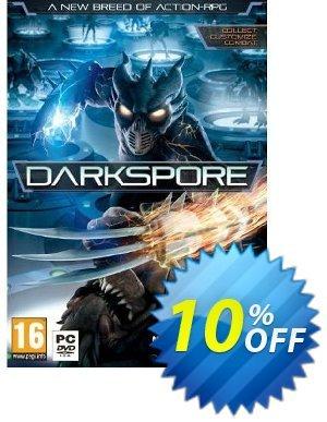 Darkspore (PC) 프로모션 코드 Darkspore (PC) Deal 프로모션: Darkspore (PC) Exclusive Easter Sale offer for iVoicesoft