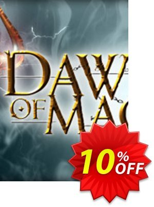 Dawn of Magic 2 PC discount coupon Dawn of Magic 2 PC Deal - Dawn of Magic 2 PC Exclusive Easter Sale offer for iVoicesoft