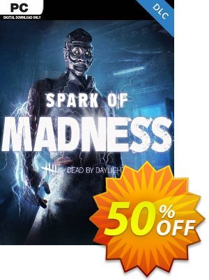 Dead by Daylight PC - Spark of Madness Chapter DLC discount coupon Dead by Daylight PC - Spark of Madness Chapter DLC Deal - Dead by Daylight PC - Spark of Madness Chapter DLC Exclusive Easter Sale offer for iVoicesoft