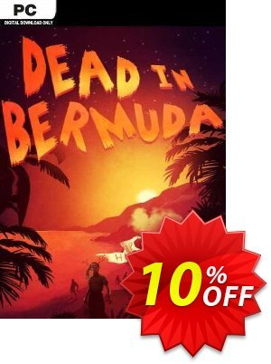 Dead In Bermuda PC割引コード・Dead In Bermuda PC Deal キャンペーン:Dead In Bermuda PC Exclusive Easter Sale offer for iVoicesoft