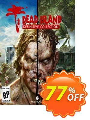 Dead Island Definitive Collection PC discount coupon Dead Island Definitive Collection PC Deal - Dead Island Definitive Collection PC Exclusive Easter Sale offer for iVoicesoft