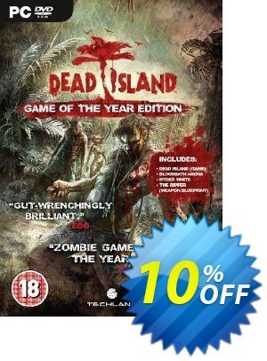 Dead Island - Game of the Year PC discount coupon Dead Island - Game of the Year PC Deal - Dead Island - Game of the Year PC Exclusive Easter Sale offer for iVoicesoft