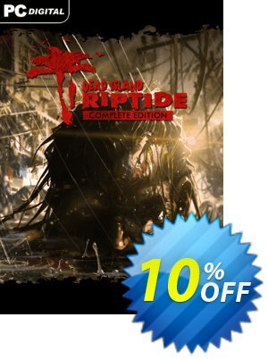 Dead Island Riptide Complete Edition PC Coupon discount Dead Island Riptide Complete Edition PC Deal. Promotion: Dead Island Riptide Complete Edition PC Exclusive Easter Sale offer for iVoicesoft