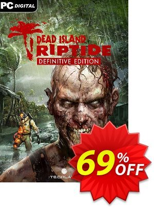 Dead Island: Riptide Definitive Edition PC discount coupon Dead Island: Riptide Definitive Edition PC Deal - Dead Island: Riptide Definitive Edition PC Exclusive Easter Sale offer for iVoicesoft