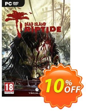 Dead Island Riptide (PC) 優惠券,折扣碼 Dead Island Riptide (PC) Deal,促銷代碼: Dead Island Riptide (PC) Exclusive Easter Sale offer for iVoicesoft