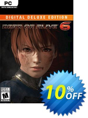 Dead or Alive 6 Deluxe Edition PC discount coupon Dead or Alive 6 Deluxe Edition PC Deal - Dead or Alive 6 Deluxe Edition PC Exclusive Easter Sale offer for iVoicesoft