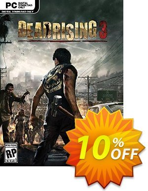 Dead Rising 3 PC discount coupon Dead Rising 3 PC Deal - Dead Rising 3 PC Exclusive Easter Sale offer for iVoicesoft