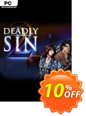 Deadly Sin 2 PC discount coupon Deadly Sin 2 PC Deal - Deadly Sin 2 PC Exclusive Easter Sale offer for iVoicesoft