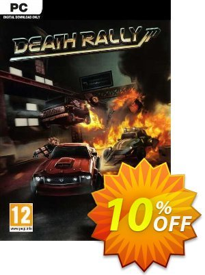 Death Rally PC 프로모션 코드 Death Rally PC Deal 프로모션: Death Rally PC Exclusive Easter Sale offer for iVoicesoft