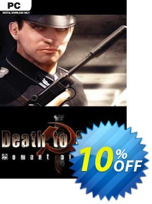 Death to Spies Moment of Truth PC 프로모션 코드 Death to Spies Moment of Truth PC Deal 프로모션: Death to Spies Moment of Truth PC Exclusive Easter Sale offer for iVoicesoft