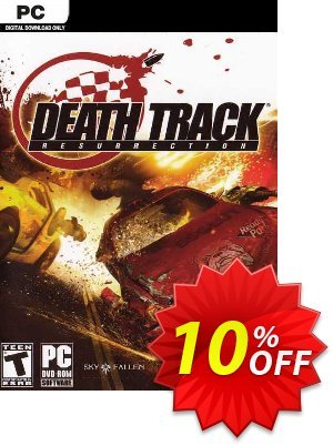 Death Track Resurrection PC Coupon discount Death Track Resurrection PC Deal. Promotion: Death Track Resurrection PC Exclusive Easter Sale offer for iVoicesoft