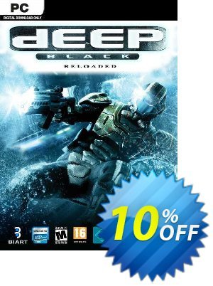 Deep Black Reloaded PC割引コード・Deep Black Reloaded PC Deal キャンペーン:Deep Black Reloaded PC Exclusive Easter Sale offer for iVoicesoft