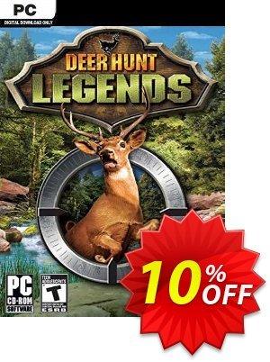 Deer Hunt Legends PC discount coupon Deer Hunt Legends PC Deal - Deer Hunt Legends PC Exclusive Easter Sale offer for iVoicesoft