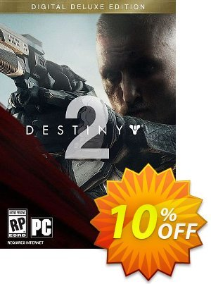 Destiny 2 Digital Deluxe Edition PC (US) discount coupon Destiny 2 Digital Deluxe Edition PC (US) Deal - Destiny 2 Digital Deluxe Edition PC (US) Exclusive Easter Sale offer for iVoicesoft