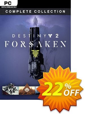 Destiny 2 Forsaken Complete Collection PC (EU) 프로모션 코드 Destiny 2 Forsaken Complete Collection PC (EU) Deal 프로모션: Destiny 2 Forsaken Complete Collection PC (EU) Exclusive Easter Sale offer for iVoicesoft
