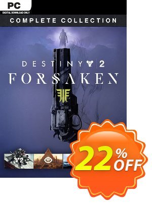 Destiny 2 Forsaken Complete Collection PC (EU) discount coupon Destiny 2 Forsaken Complete Collection PC (EU) Deal - Destiny 2 Forsaken Complete Collection PC (EU) Exclusive Easter Sale offer for iVoicesoft